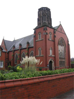 Holy Family RC Church Southport